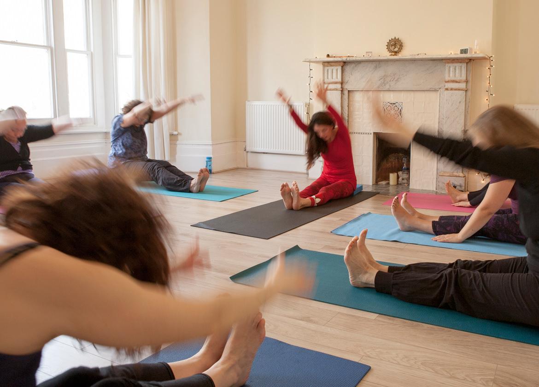 Yogajanam class