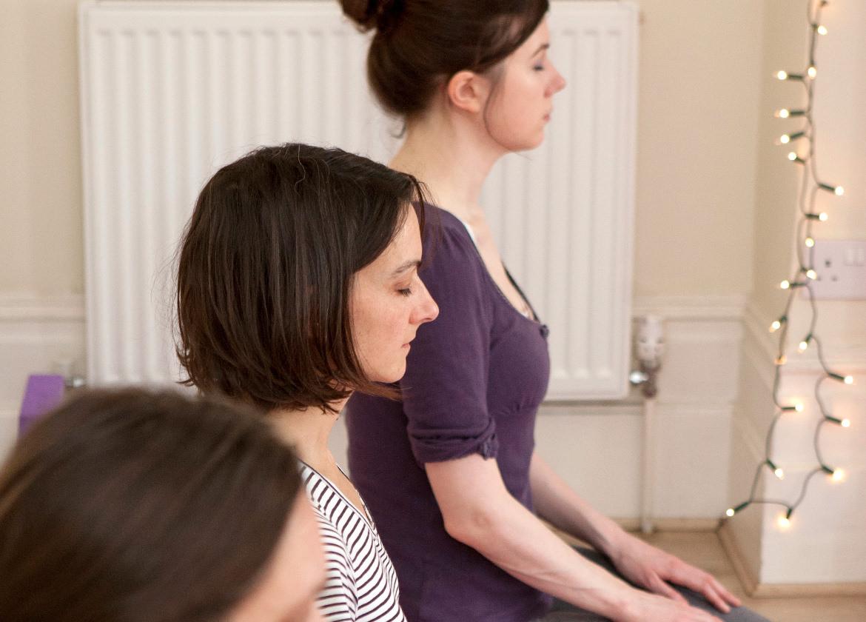 Yogajanam class breathe