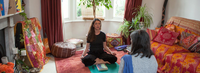Yogajanam Janet Evans